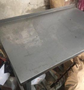 Стол нержавеющая сталь