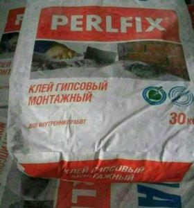 Perlfix монтажный клей