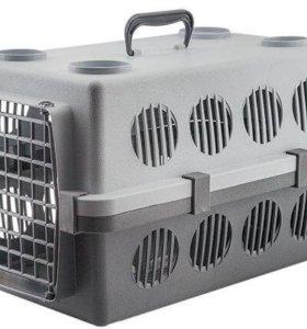 Переноска пластиковая для животных