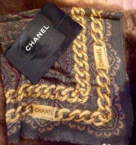 Платок Chanel шерсть