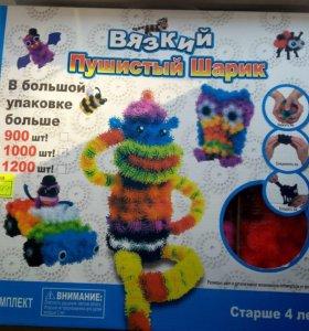 Конструктор липучка аналог банчемс вязкий