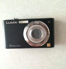 Фотоаппарат lumix DMC-F2