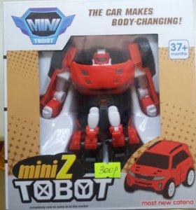 Тобот роботы трансформеры машина