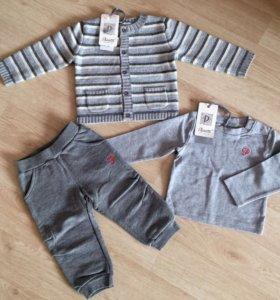 Новый комплект одежды на 80-86 de Salitto
