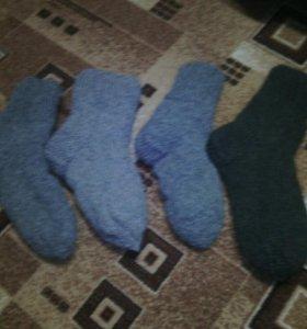 Мужские, шерстяные носки