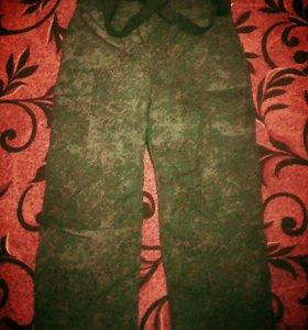 Утепленные штаны 48-3