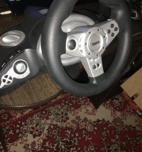 Продаю игровой руль