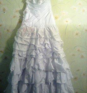 Свадебное платье с болеро срочно!!!