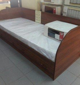 Диван кровать с матрасом со склада