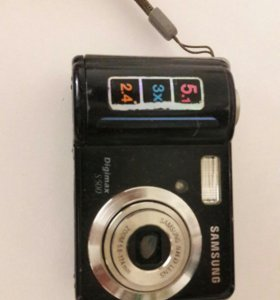Фотоаппарат Samsung Digimax S500/Cyber530