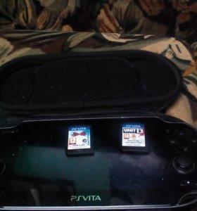 Игры на PSP VITA