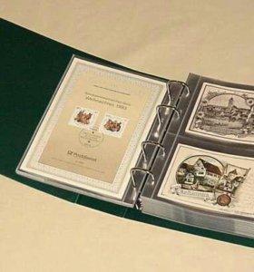 Kobra. Альбом для старых открыток (200 шт.)