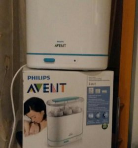 Электрический стерилизатор Philips AVENT 3 in 1