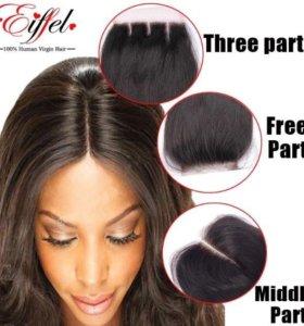 Прядь для замещения волос (натуральные)