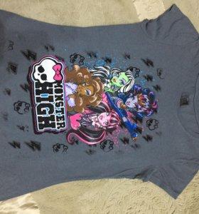 Футболка Monster High