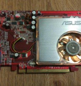 Система охлаждения видеокарт + видеокарта (нераб.)