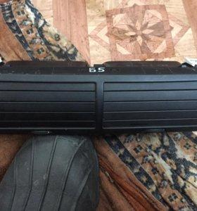 Дефлектор воздуха центральный фольксваген пассат Б