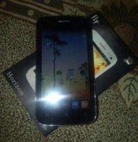Телефон Fly IQ450 Horizon Black