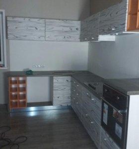 Кухонный гарнитур Берёза