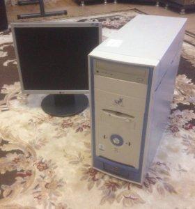 2. Компьютер в сборе Intel Celeron D341 3GHz