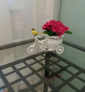 Очень милый велосипед-отличный подарок