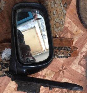 Зеркало левое Ниссан альмера N15