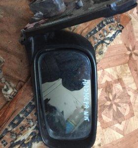 Зеркало правое Ниссан альмера N15