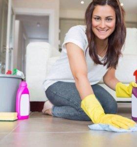 Комплексная уборка квартир