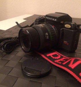 Пленочный зеркальный фотоаппарат Pentax SFX-n