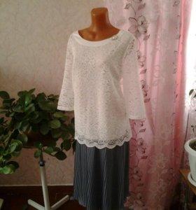 56.новое нарядное платье.
