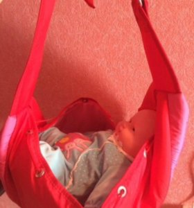 Рюкзак для грудничков