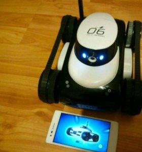 Rover Spy Tank Wi-Fi