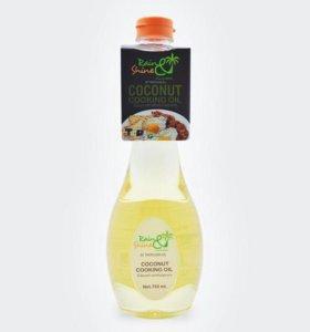 Пищевое кокосовое масло ДЛЯ ЖАРКИ Tropicana 750 мл