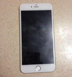 Айфон 6 plus 16 gb gold