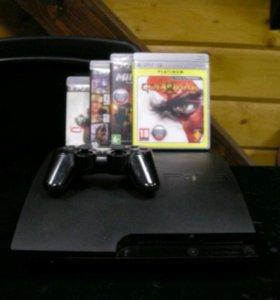 Игровая приставка Sony PlayStation 3 Slim 250 гб