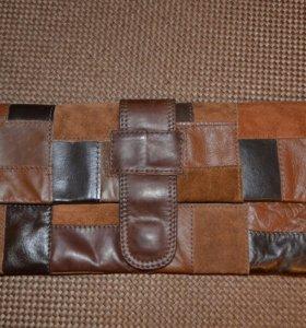 Клатч Lindex кожа