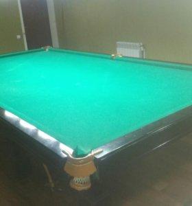 Бильярдный стол 12ф