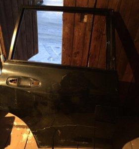 Дверь Tayota prado 150 ( задняя правая)
