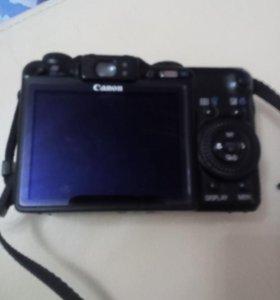 Цифровая камера Canon Power Shot g9