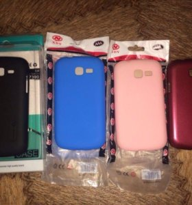 10 Чехлы на Samsung s7392/s7390