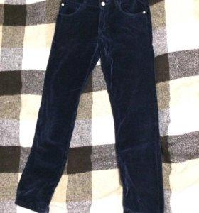 Велюровые брюки Sela