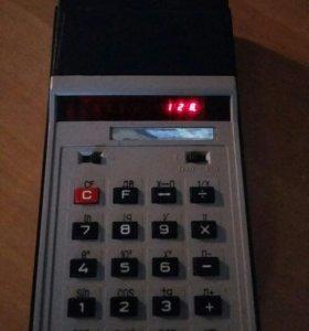 Микрокалькулятор  СССР