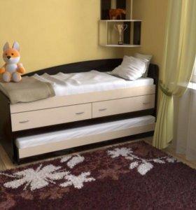 Кровати на любой вкус + бесплатная доставка по Мах