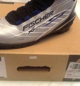 Лыжные ботинки Fischer XC sport 42