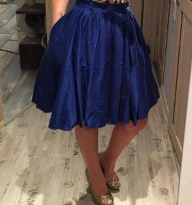 Пышная юбка
