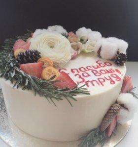 Торты и сладости для вашего праздника💗