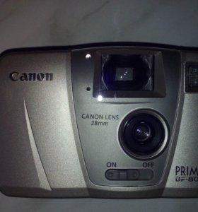 Фотоаппарат Canon,плёночный👍