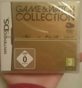Game & Watch Collection. Nintendo