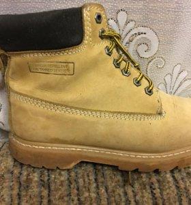 Ботинки Kiliman Trek кожа нубук
