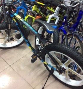 Fat bike велосипед. Фэт байк